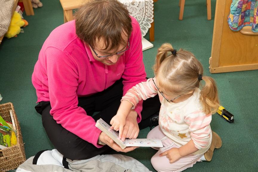 Senior nursery practitioner